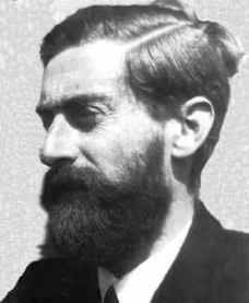 Photo of M.C. Escher