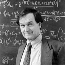 Photo of Roger Penrose