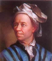 Portrait of Euler