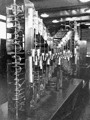 tide predicting machine