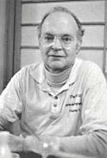 A photo of Donald Knuth