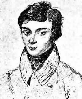 Portrait of Erviste Galois