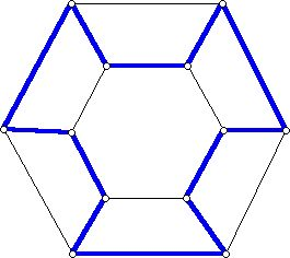 A third Hamiltonian circuit for a hexagonal prism