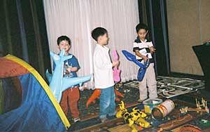 KiddieCorp at JMM 2008