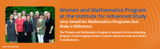 Women and Mathematics