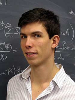 James Maynard, 2020 winner of Cole Prize in Number Theory