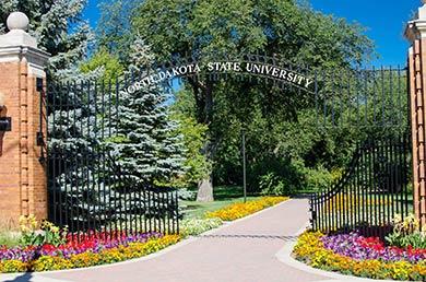 North Dakota State U