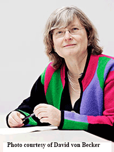 Ingrid Daubechies, Duke University