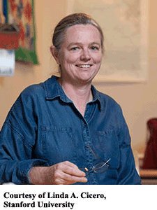 Susan Holmes, Stanford University