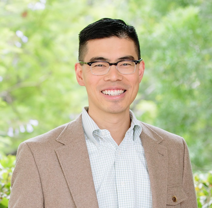 Darryl Yong, 2020 recipient of Award for Impact on the Teaching and Learning of Mathematics