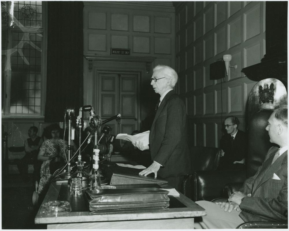 Bertrand Russell Prize of the AMS