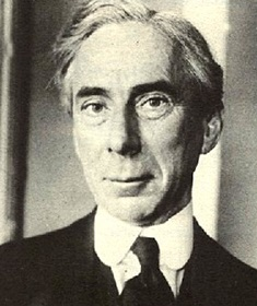 Bertrand Russell in 1924