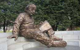 The Einstein Memorial