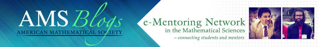 E-Mentoring Network in the Mathematical Sciences