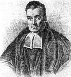 Portrait of Thomas Bayes