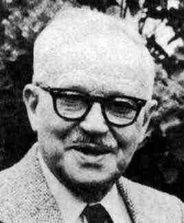 Photo of Jerzy Neyman