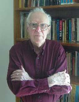 Photo of Martin Gardner