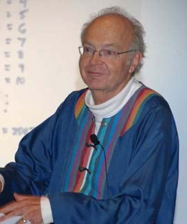 Photo of Donald Knuth