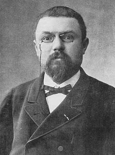 Photo of Henri Poincare
