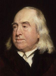 Portrait of Jeremy Bentham