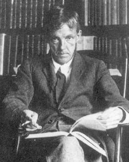 Photo of G.H. Hardy