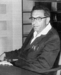 Photo of Paul Erdos