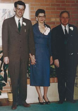 Photo of Lloyd, Marian and Harlow Shapley