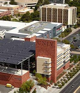 Greenspun Hall - UNLV