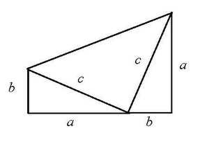 Proof of Pythagorean Theorem