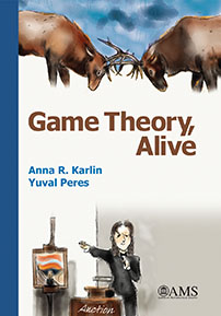 Game Theory, Alive by Anna Karlin and Yuval Peres