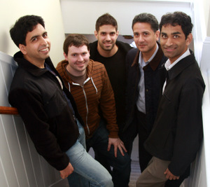Khan Academy team