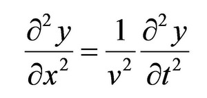 wave equation