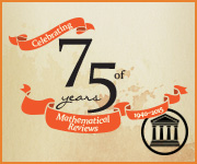 2015: Celebrating 75 years of Mathematical Reviews
