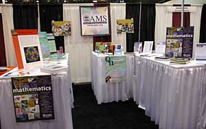 The AMS exhibit