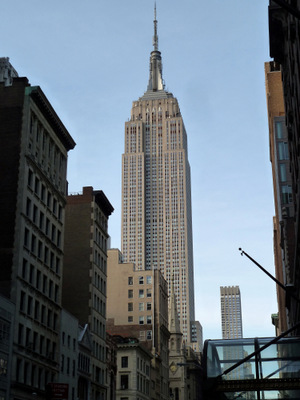 Empire State Building To National Museum Of Mathematics