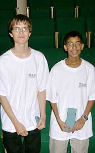 Justin and Rohit