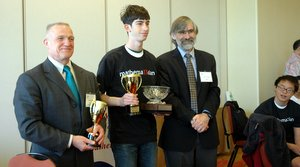 2015 national champ Sam Korsky with Robert Bryant and David Vogan