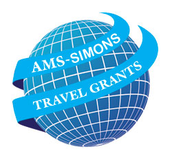 AMS-Simons Travel Grants logo