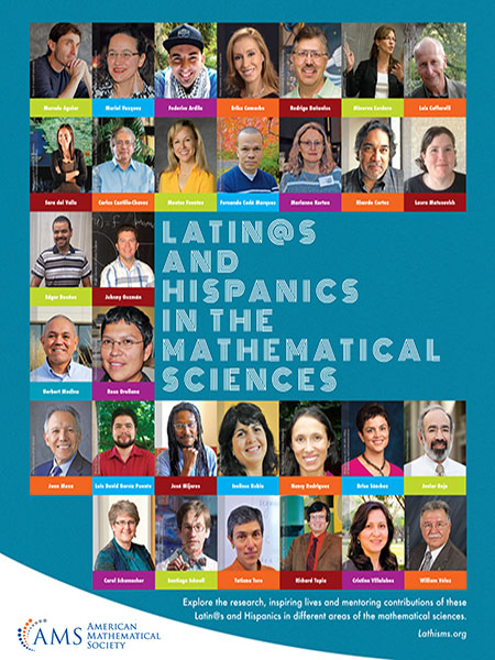 Latinas and Hispanics in the Mathematical Sciences