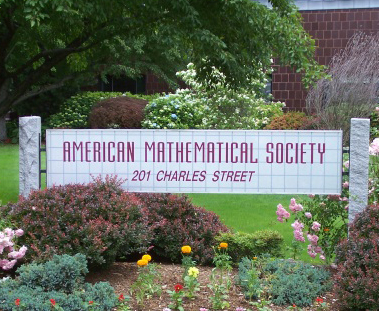 The American Mathematical Society