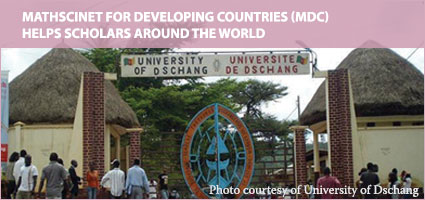 Development slide Dschang