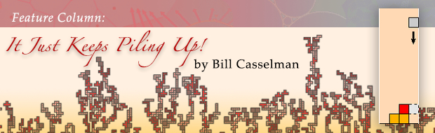 February Feature Column: It Just Keeps Piling Up! by Bill Casselman