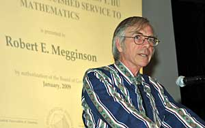 Robert Megginson