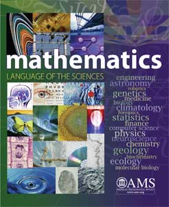 Math language of sciences poster