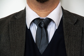 one tie knot