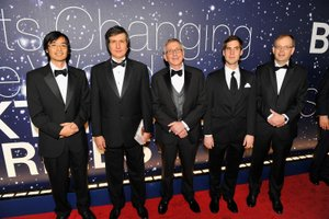 2014 Breakthrough prize in Mathematics winners