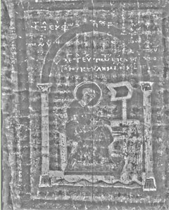 Image from Archimedes Palimpsest