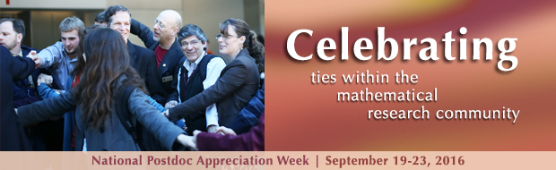 It's National Postdoc Appreciation Week!