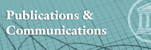 Publications and Communications