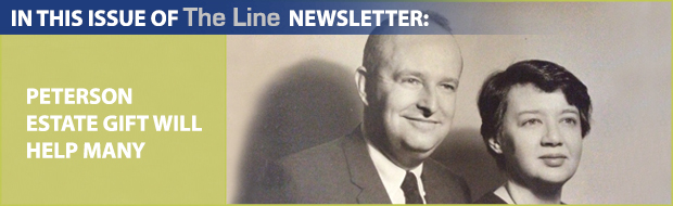 The Line Newsletter - Spring 2016
